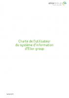 1-Charte de l'utilisateur du SI group DEF 1 Juin 2016