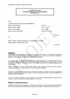 ACCORD DE SALAIRE ENCADREMENT 2014 2015 – Signé le 28/07/2014