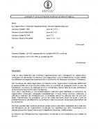 Avenant n°1 droit syndical – Signé le 17/10/2016