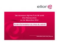 20141031_GUIDE ORIENTATION CHOIX DU SALARIE _REGIME FRAIS DE SANTE