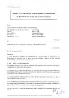 AVENANT ACC REMP RESP RESTAURANT 2006