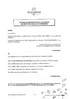 Accord de participation groupe février 2010