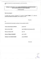 Avenant révision Accord de Mise en places des IRP signé – 08 01 2013