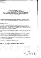 accord participation commun aux filiales