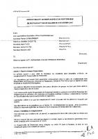 accord remplac respons restaurant par employé 2005