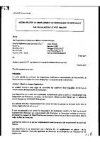 accord remplac respons restaurant par employé 2007
