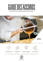 Guide des accords Arpège – 2018