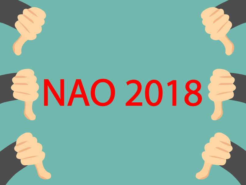 NAO 2018 – Notre réponse à la Direction